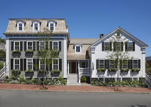 Greydon House - Nantucket - Building