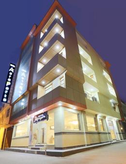 Hotel Aeroporto - Neu-Delhi - Gebäude