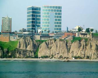 JW Marriott Hotel Lima - Lima - Edificio
