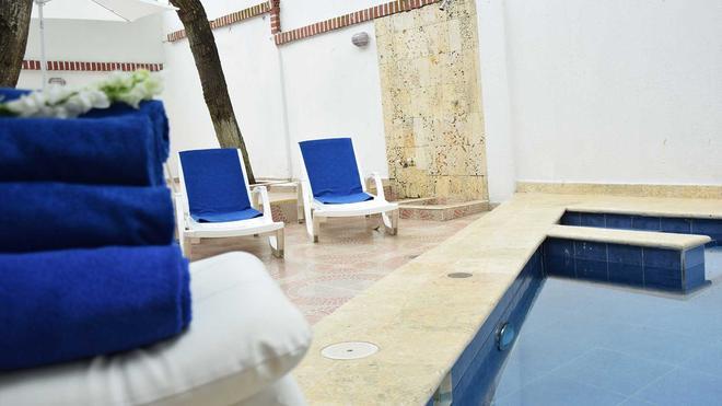 Hotel Peira House - Cartagena de Indias - Servicio del hotel