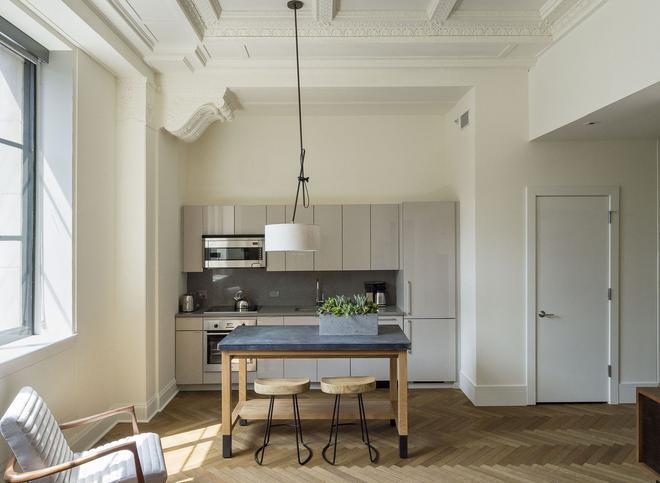羅斯特公寓酒店 - 費城 - 費城 - 廚房
