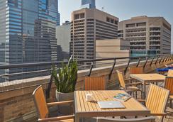 羅斯特公寓酒店 - 費城 - 費城 - 露天屋頂