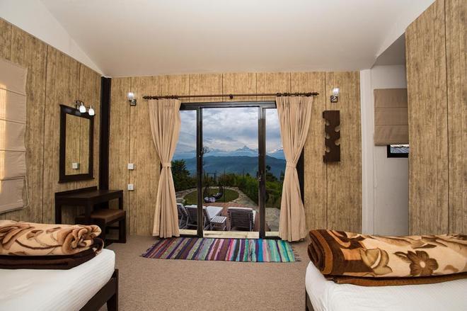 Raniban Retreat - Pokhara - Makuuhuone