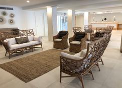 Beachcomber Resort & Club - Помпано-Бич - Гостиная