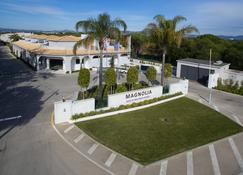 The Magnolia Hotel - Almancil - Bâtiment
