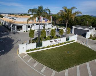 The Magnolia Hotel - Almancil - Building