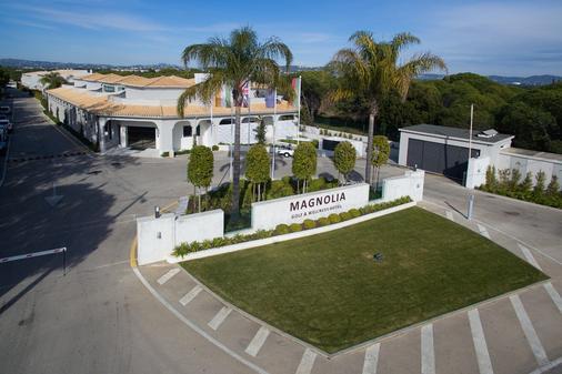 The Magnolia Hotel - Almancil - Edificio