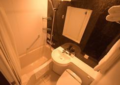 Relief Premium Haneda Airport By Relief - Tokyo - Bathroom