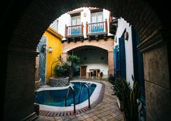 El Genoves Hostal - Cartagena - Uima-allas