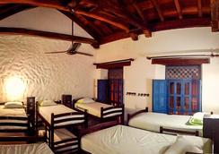 El Genoves Hostal - Cartagena - Bedroom