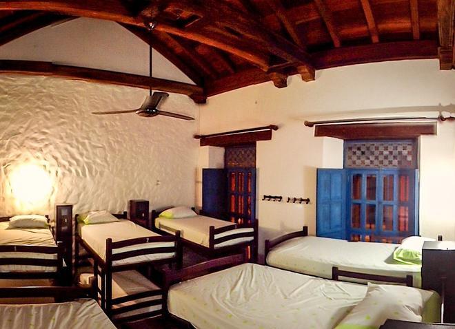 El Genoves Hostal - Cartagena de Indias - Habitación
