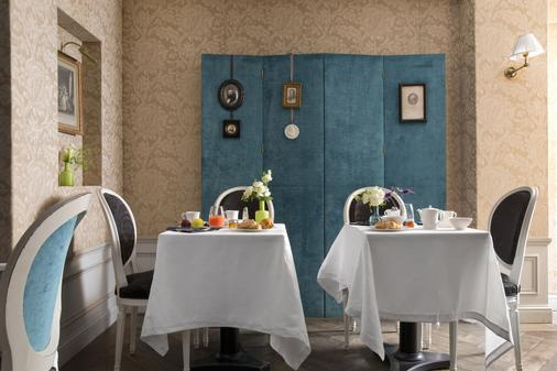 Hotel De Buci - Paris - Dining room