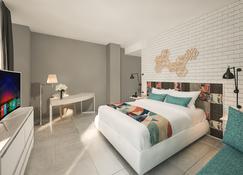 We Hotel Linggau - Lubuklinggau - Bedroom