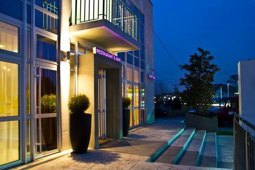 Garni Hotel Apart K - Belgrade - Building
