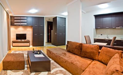 Garni Hotel Apart K - Βελιγράδι - Σαλόνι