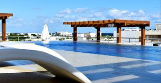 Soul Beach Boutique Hotel & Spa - Playa del Carmen - Azotea