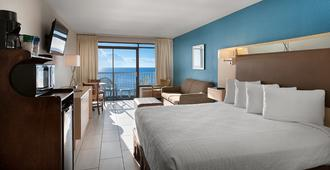 Captain's Quarters Resort - מירטל ביץ' - חדר שינה