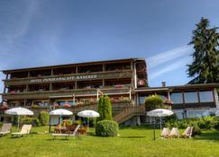 Panorama Hotel Kaserer - Fischen im Allgau - Building