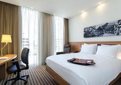 Hampton by Hilton Amsterdam / Arena Boulevard - Άμστερνταμ - Κρεβατοκάμαρα