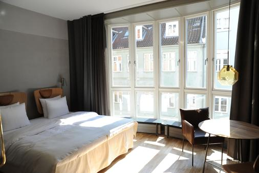 Hotel Sp34 - Copenhagen - Bedroom