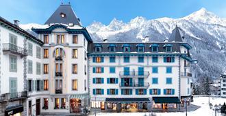 Grand Hôtel des Alpes - Chamonix-Mont-Blanc - Bina