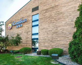 Comfort Inn Arlington Heights Chicago O'hare Airport - Arlington Heights - Building