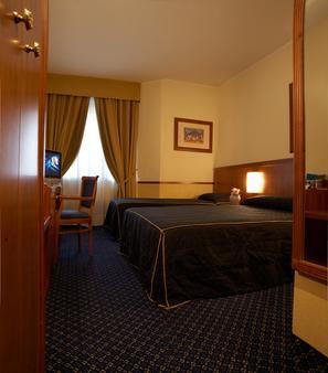 Pacific Hotel Fortino - Τορίνο - Κρεβατοκάμαρα