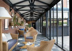 Pacific Hotel Fortino - Τορίνο - Σαλόνι ξενοδοχείου
