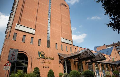 Pacific Hotel Fortino - Τορίνο - Κτίριο
