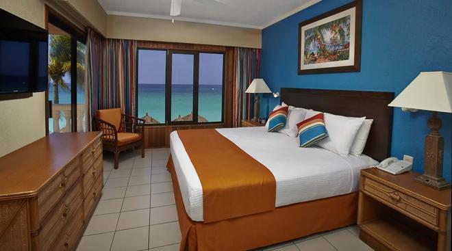 Casa del Mar Beach Resort - Oranjestad - Bedroom