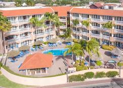 Casa del Mar Beach Resort - Oranjestad - Gebouw