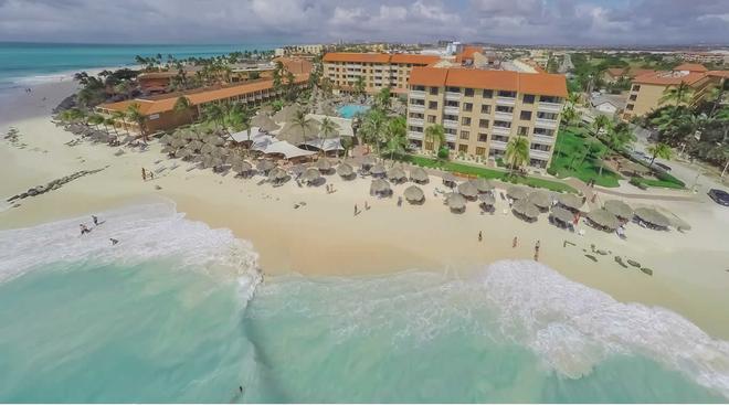 Casa del Mar Beach Resort - Oranjestad - Beach