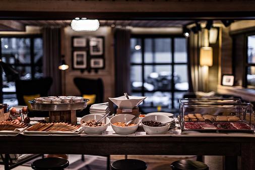 Hôtel Alpaga - Megève - Buffet
