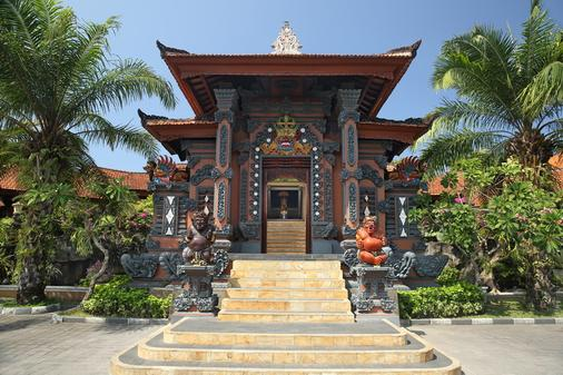 Bali Tropic Resort & Spa - South Kuta - Building