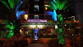 Kleopatra Celine Hotel - Alanya - Rakennus