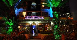 Kleopatra Celine Hotel - Аланья - Здание