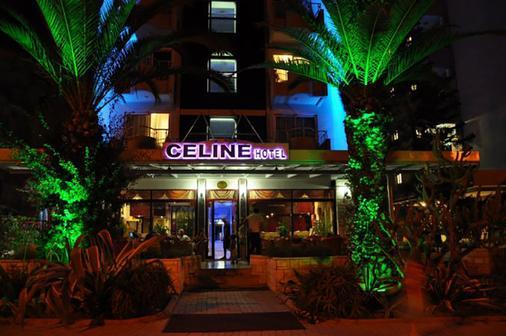 Kleopatra Celine Hotel - Alanya - Toà nhà