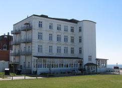 Strandhotel Hohenzollern - Borkum - Edificio