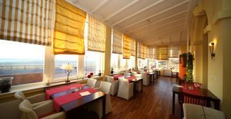 Strandhotel Hohenzollern - Borkum - Restaurante