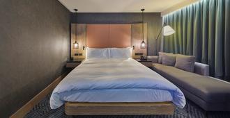 هيلتون لندن بانك سايد - لندن - غرفة نوم