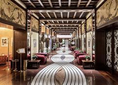 Grand Hotel Trento - Trento - Lobby