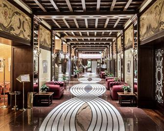 Grand Hotel Trento - Trento - Ingresso