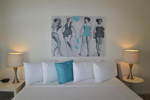 水族酒店 - 羅德岱堡 - 勞德代爾堡 - 臥室