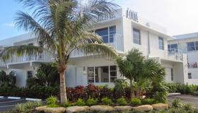 Aqua Hotel - Fort Lauderdale - Bangunan