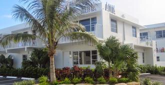 Aqua Hotel - Fort Lauderdale - Building
