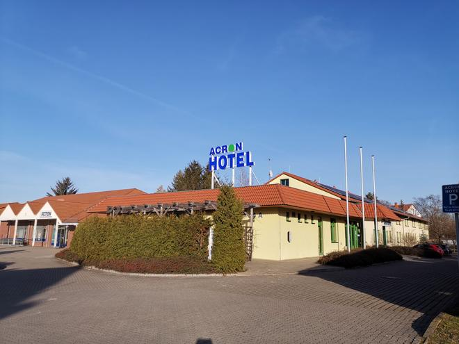 Acron Hotel Quedlinburg - Quedlinburg - Näkymät ulkona