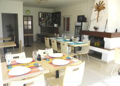 Hôtel H1 Antsirabe - Antsirabe - Restoran