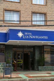 Hotel Los Navegantes - Punta Arenas - Edificio