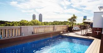 畢卡索 K+K 酒店 - 巴塞隆拿 - 巴塞隆納 - 游泳池