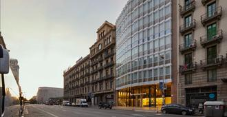 Exe Plaza Catalunya - Barcelona - Edificio